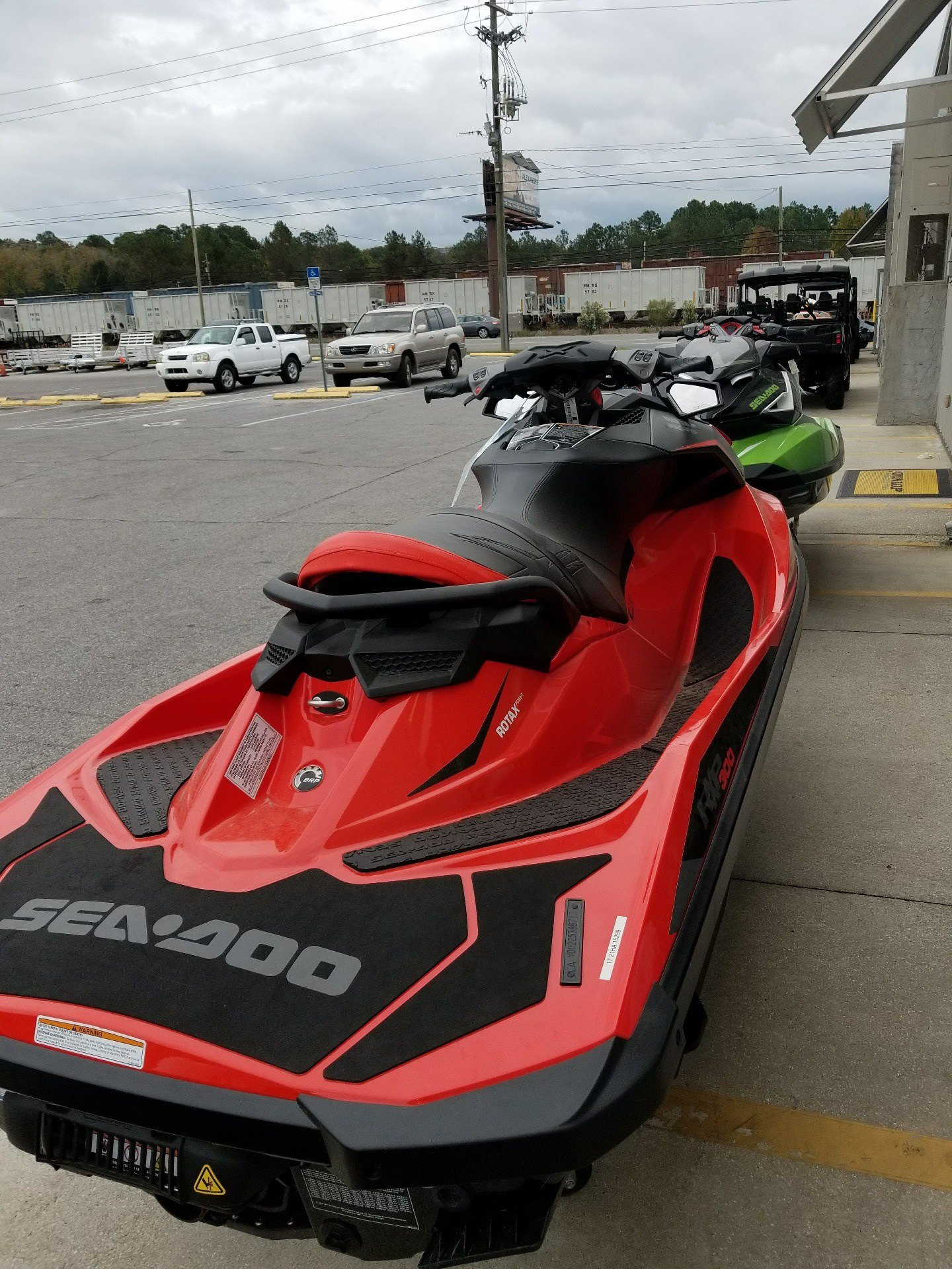 2017 Sea-Doo RXP-X 300 in Panama City, Florida