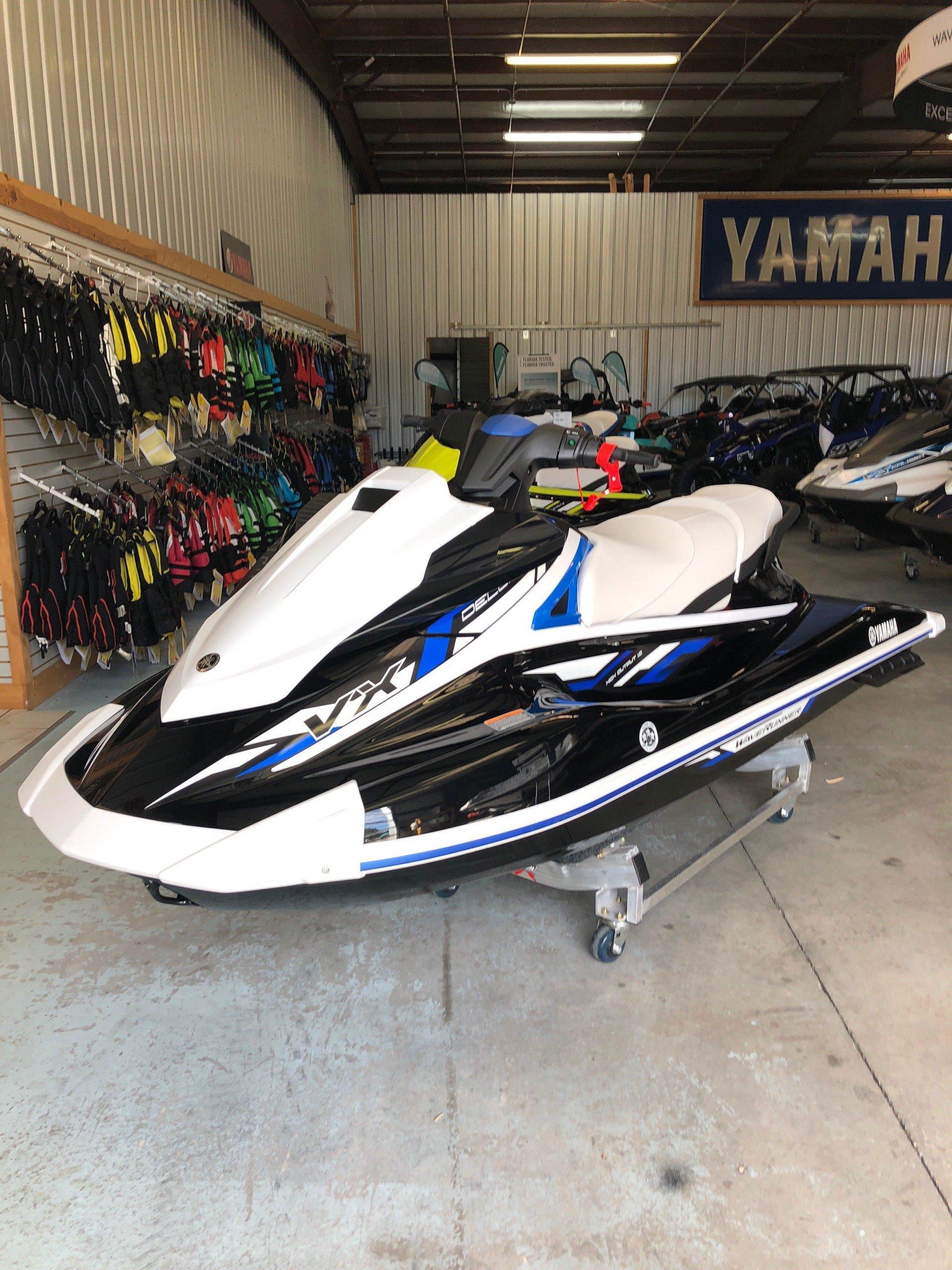 2019 Yamaha VX Deluxe 1