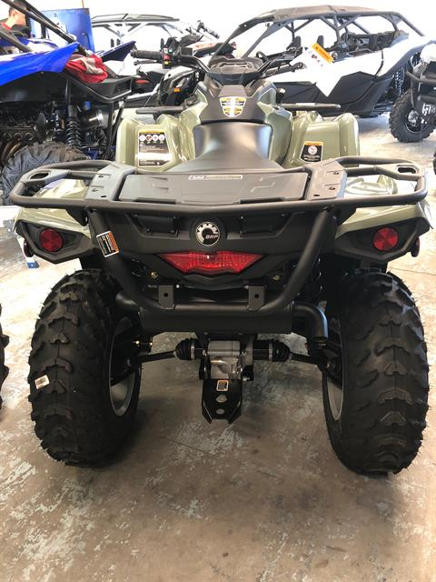2019 Can-Am Outlander DPS 450 in Panama City, Florida