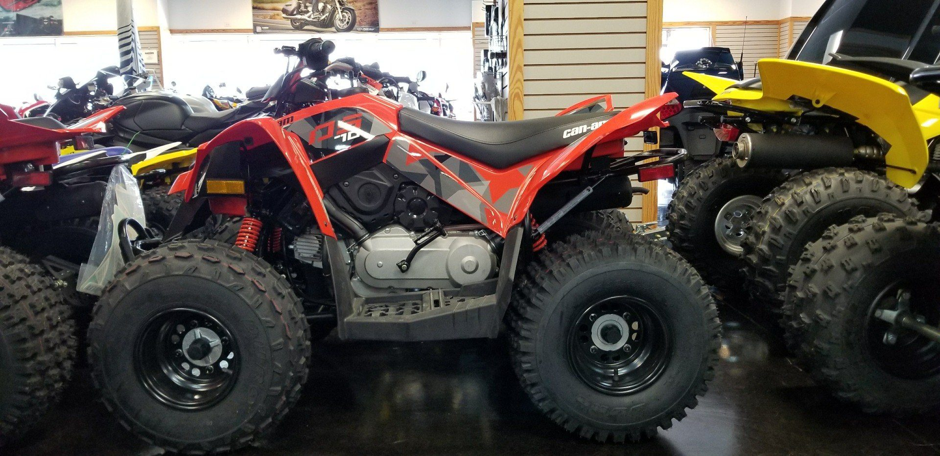 2018 Can-Am DS 70 in Panama City, Florida
