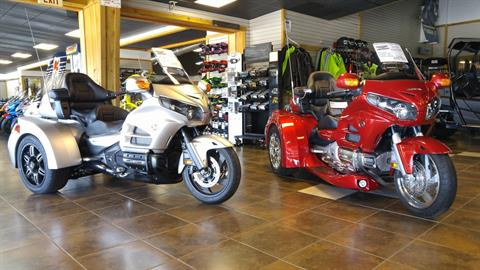 2016 Honda Gold Wing Navi XM ABS in Panama City, Florida