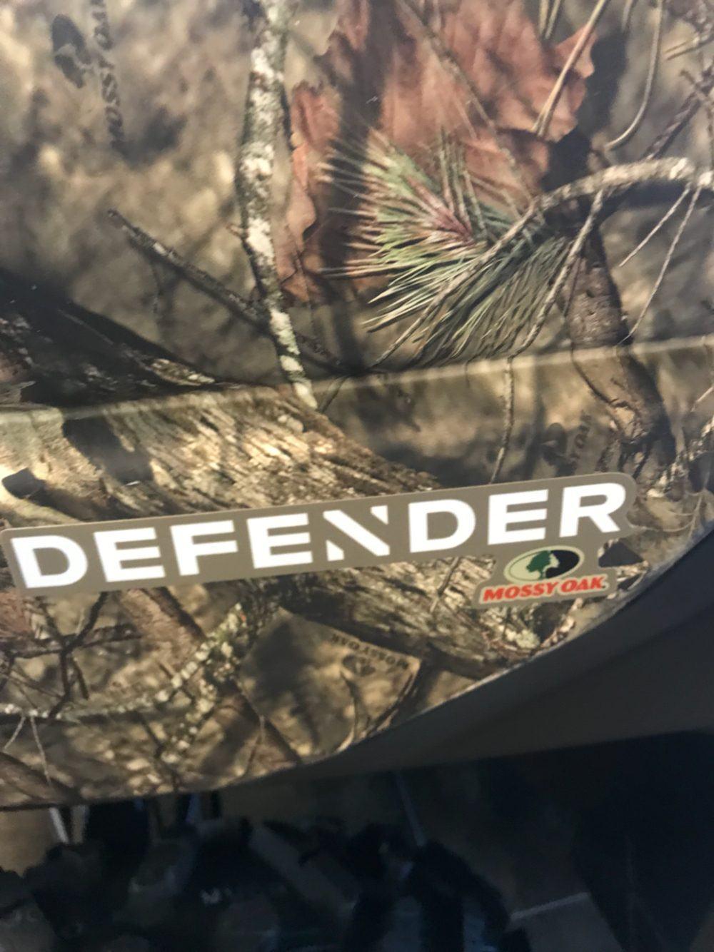 2018 Can-Am™ Defender Mossy Oak Hunting Edition HD10 1