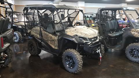 2018 Honda Pioneer 1000-5 Deluxe in Panama City, Florida