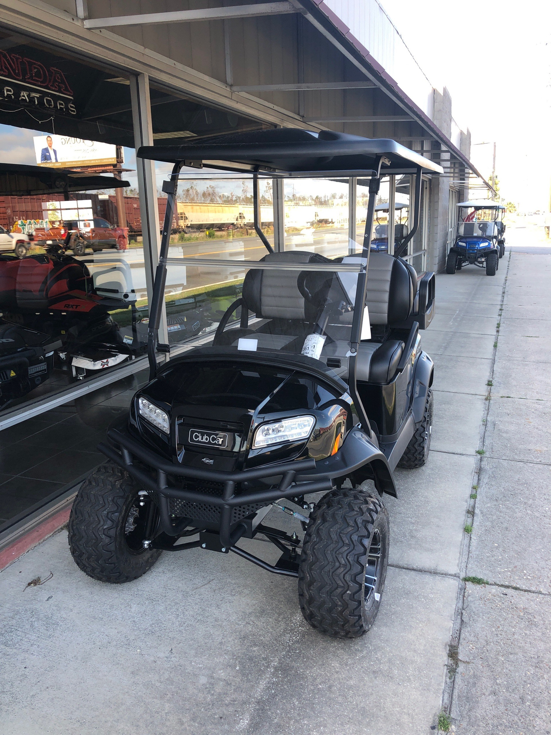2019 Club Car Onward Lifted 4 Passenger Gasoline in Panama City, Florida - Photo 1