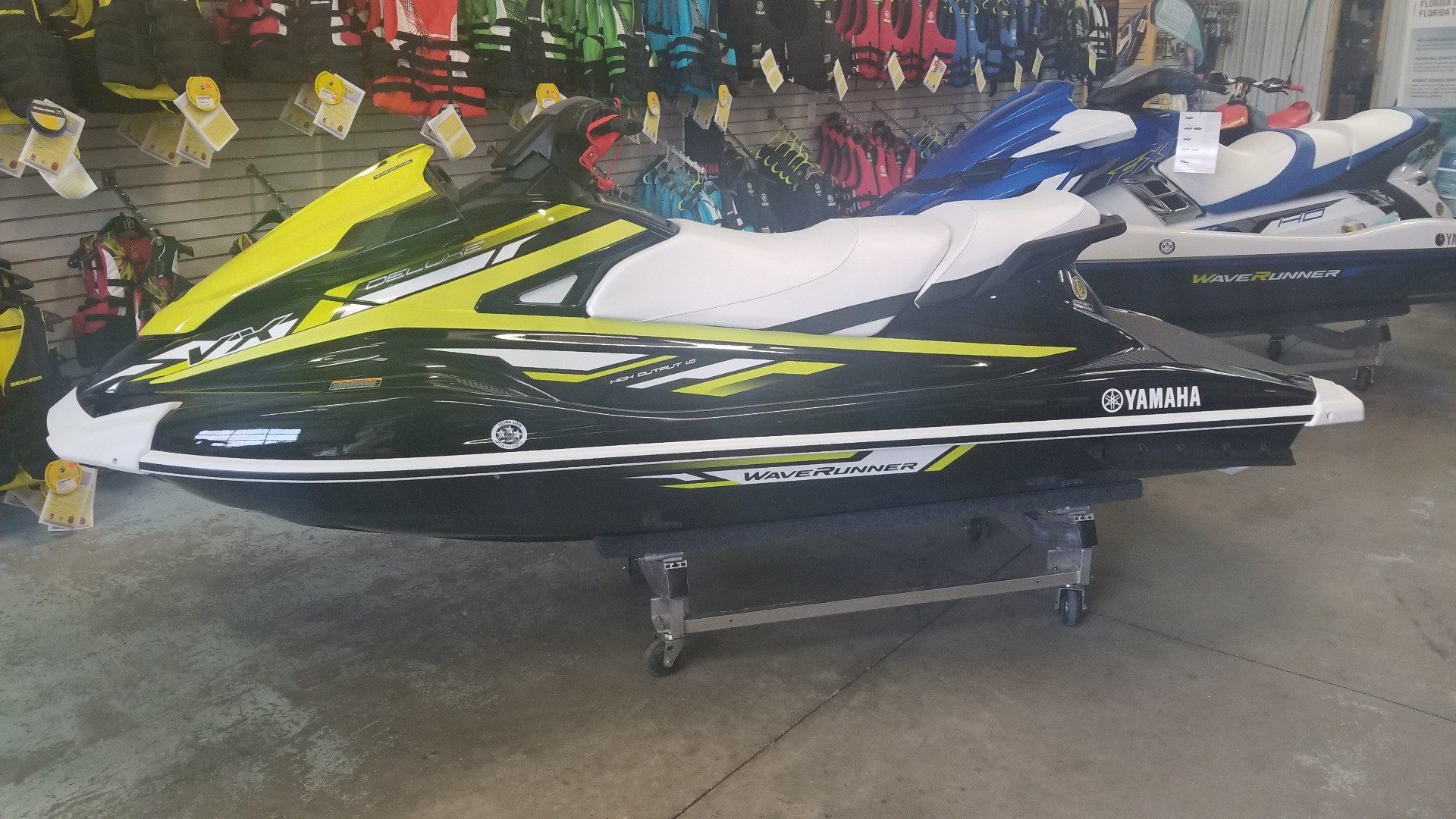 2019 Yamaha VX Deluxe for sale 242557