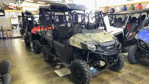 2018 Honda Pioneer 700-4 Deluxe in Panama City, Florida
