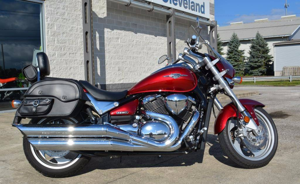 Used 2009 Suzuki Boulevard M90 Motorcycles in Aurora, OH | Stock ...