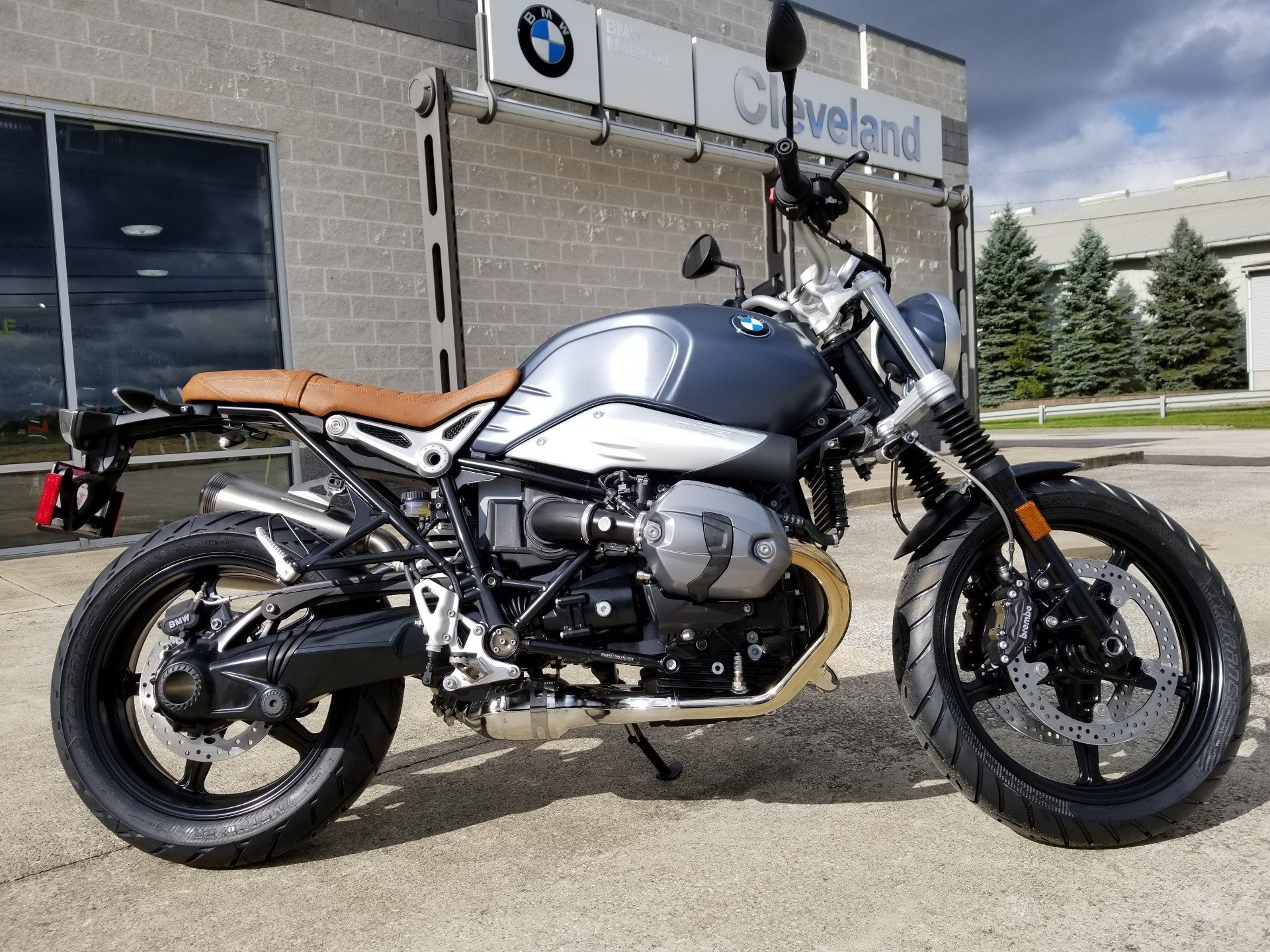 2019 BMW R9T Scrambler in Aurora, Ohio