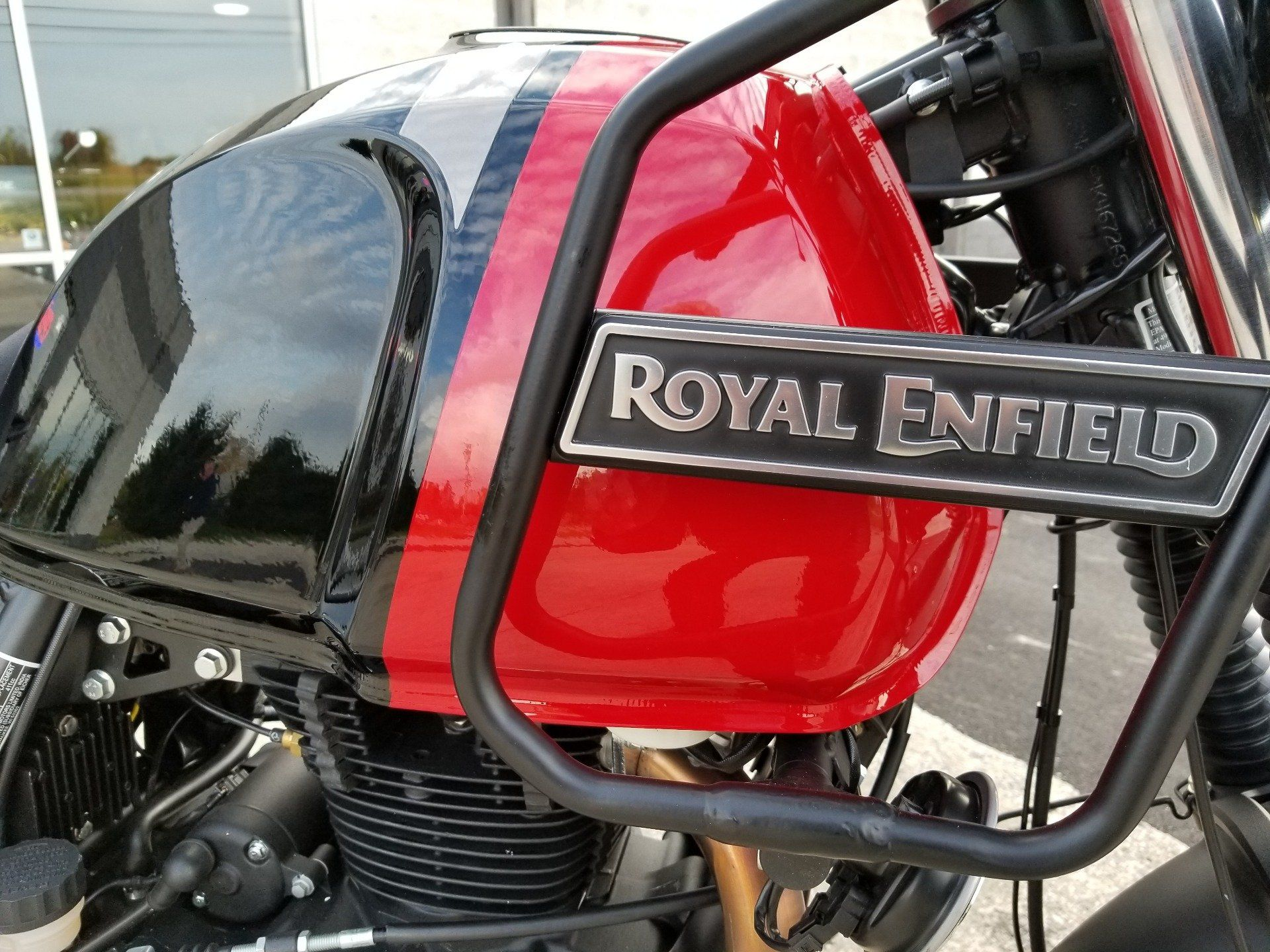 2021 Royal Enfield Himalayan 411 EFI ABS in Aurora, Ohio - Photo 3