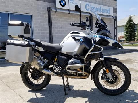 2014 BMW R 1200 GS Adventure in Aurora, Ohio