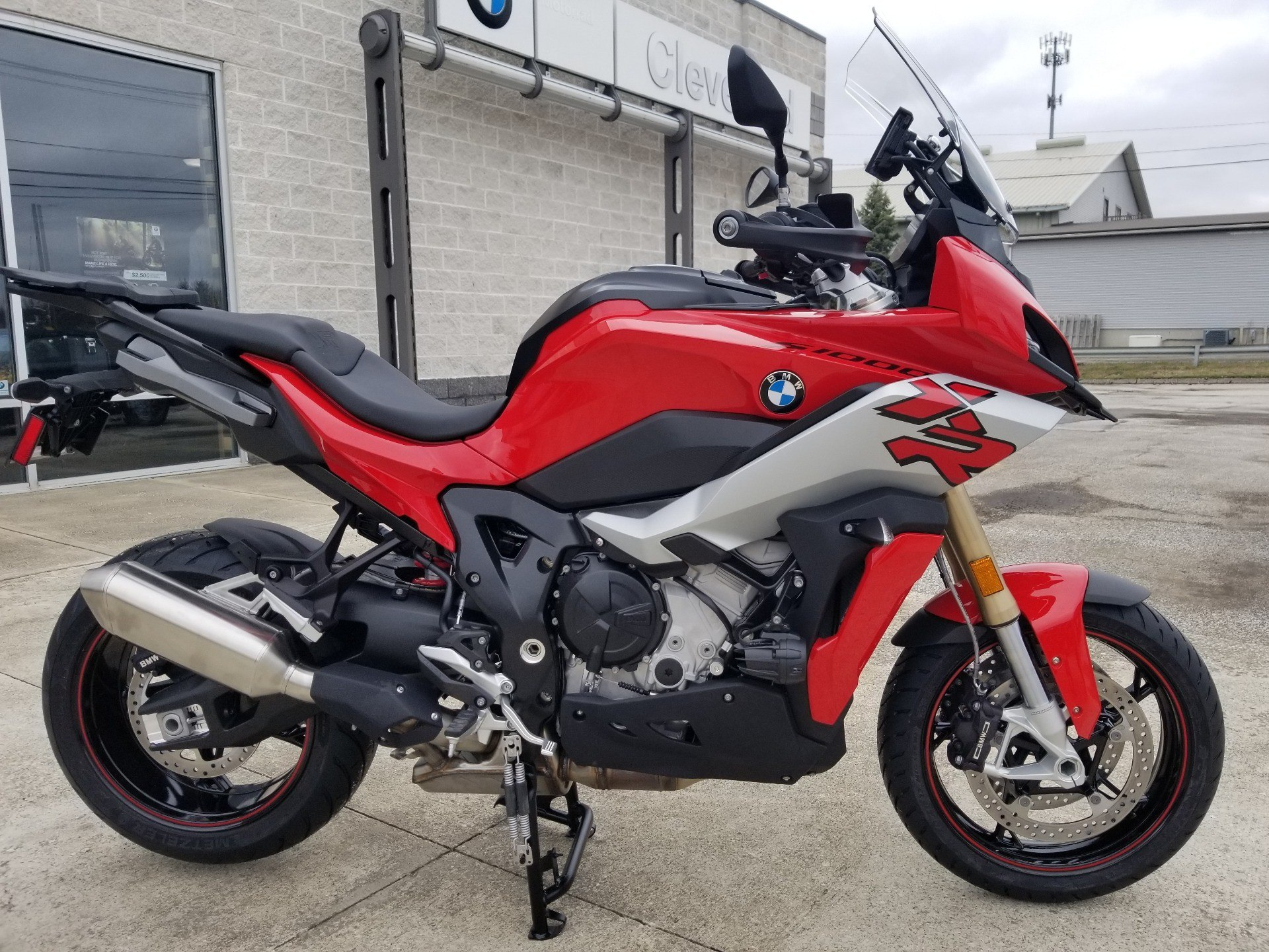 New 2020 BMW S 1000 XR Motorcycles in Aurora, OH | Stock ...