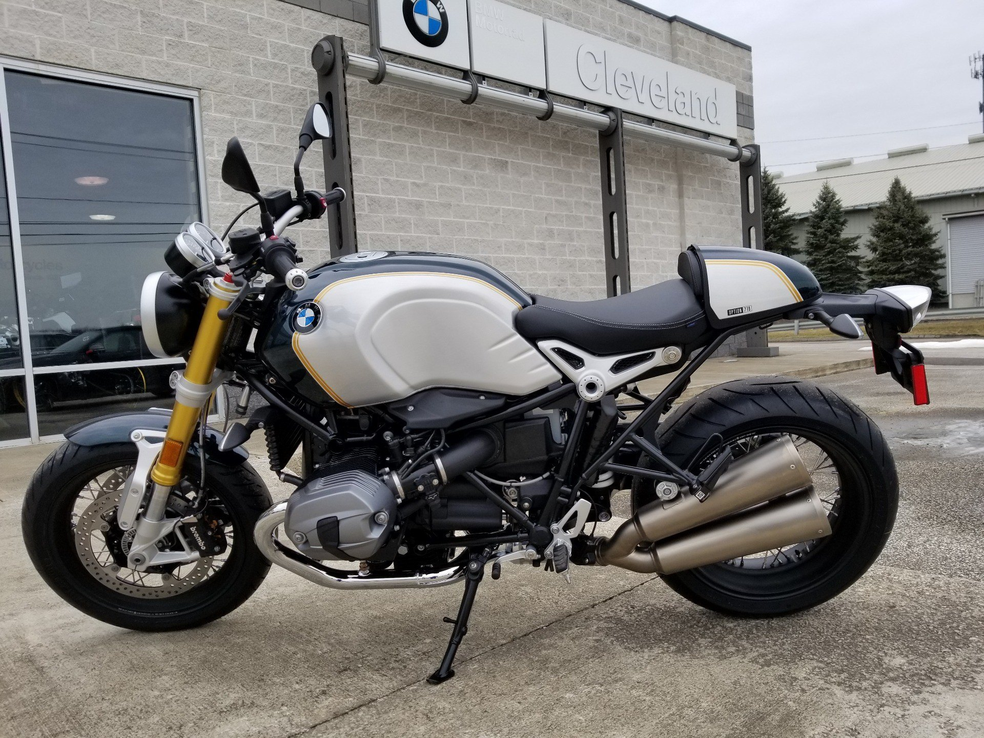 2019 BMW R nineT in Aurora, Ohio - Photo 2