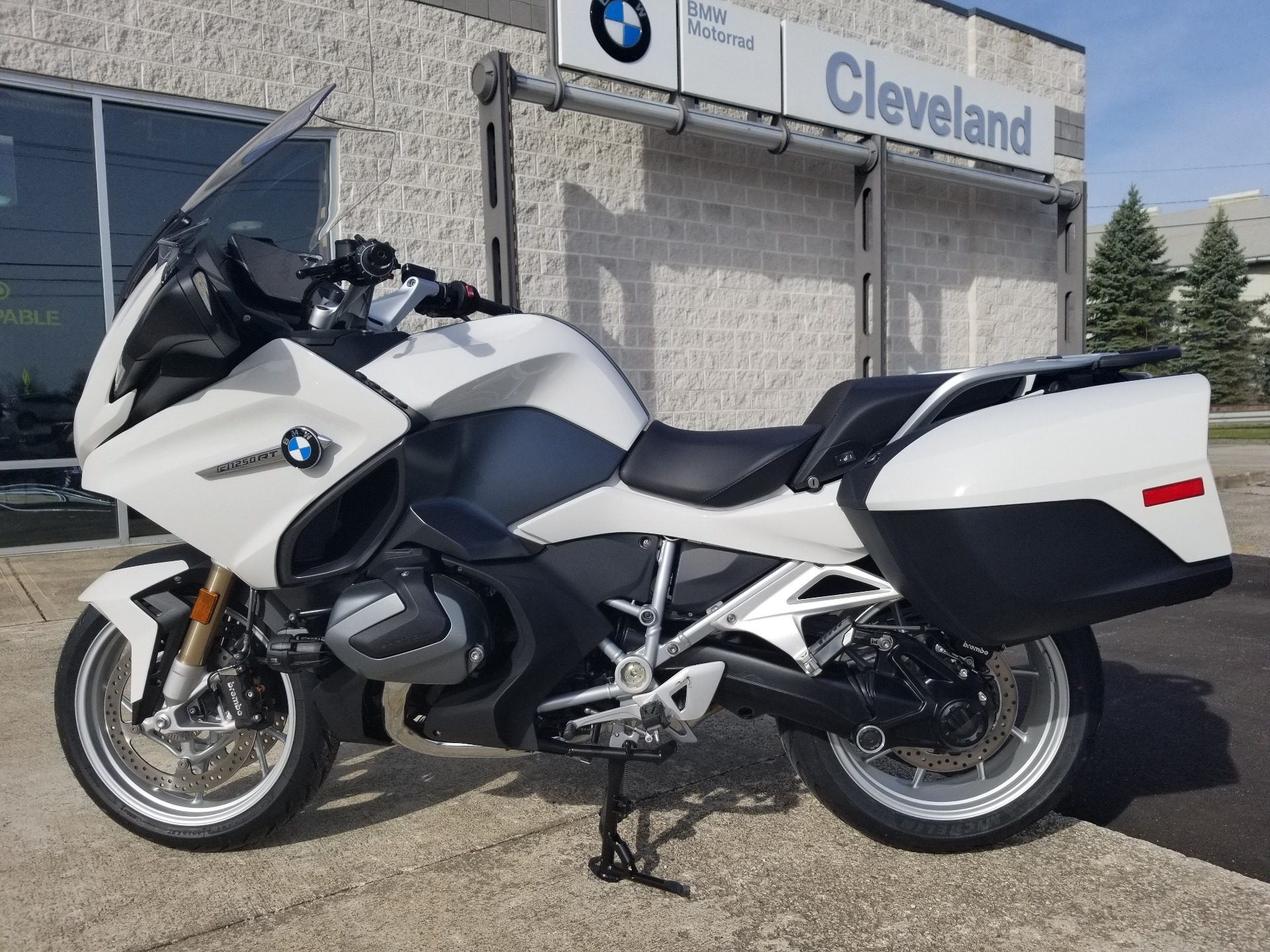 2021 BMW R 1250 RT in Aurora, Ohio - Photo 2