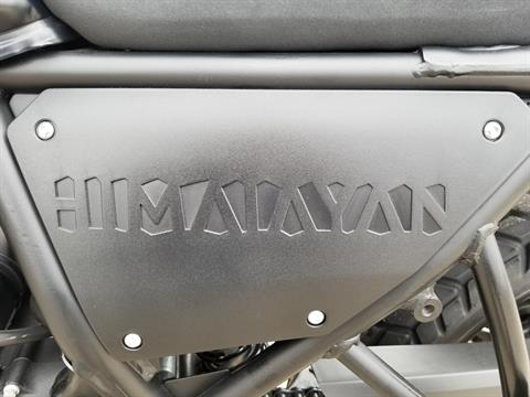 2019 Royal Enfield Himalayan 411 EFI ABS in Aurora, Ohio - Photo 5