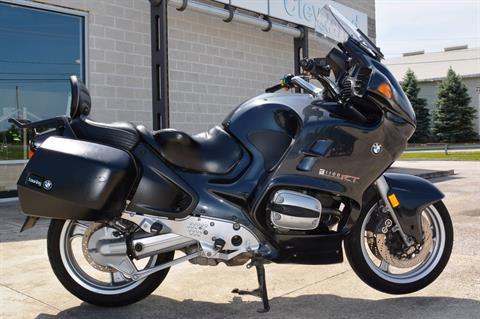 2001 BMW R 1100 RT Special in Aurora, Ohio