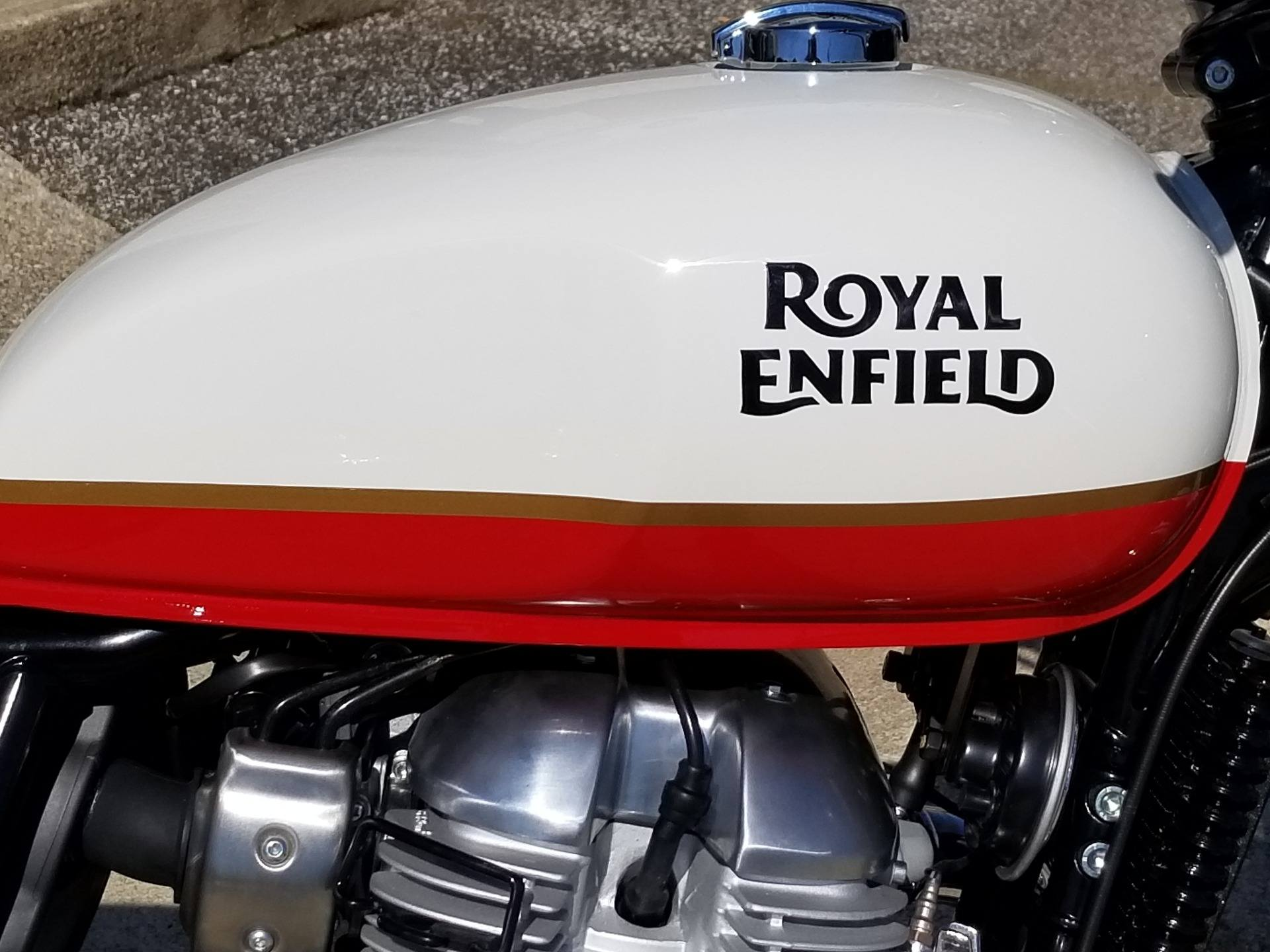 2021 Royal Enfield INT650 in Aurora, Ohio - Photo 3