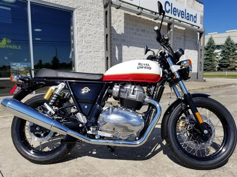 2021 Royal Enfield INT650 in Aurora, Ohio - Photo 1