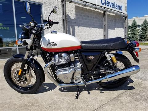 2021 Royal Enfield INT650 in Aurora, Ohio - Photo 2