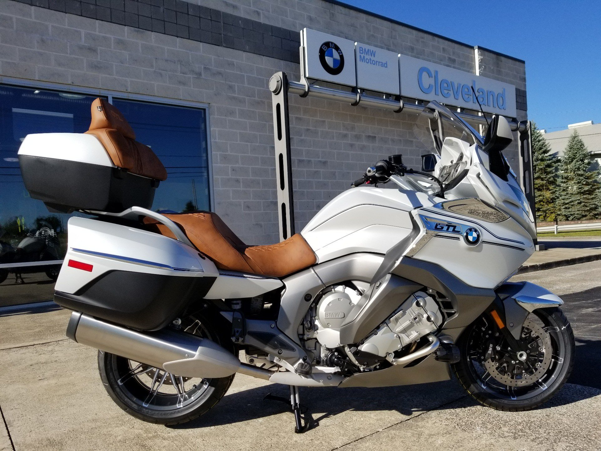New 2021 Bmw K 1600 Gtl Motorcycles In Aurora Oh Stock Number N A