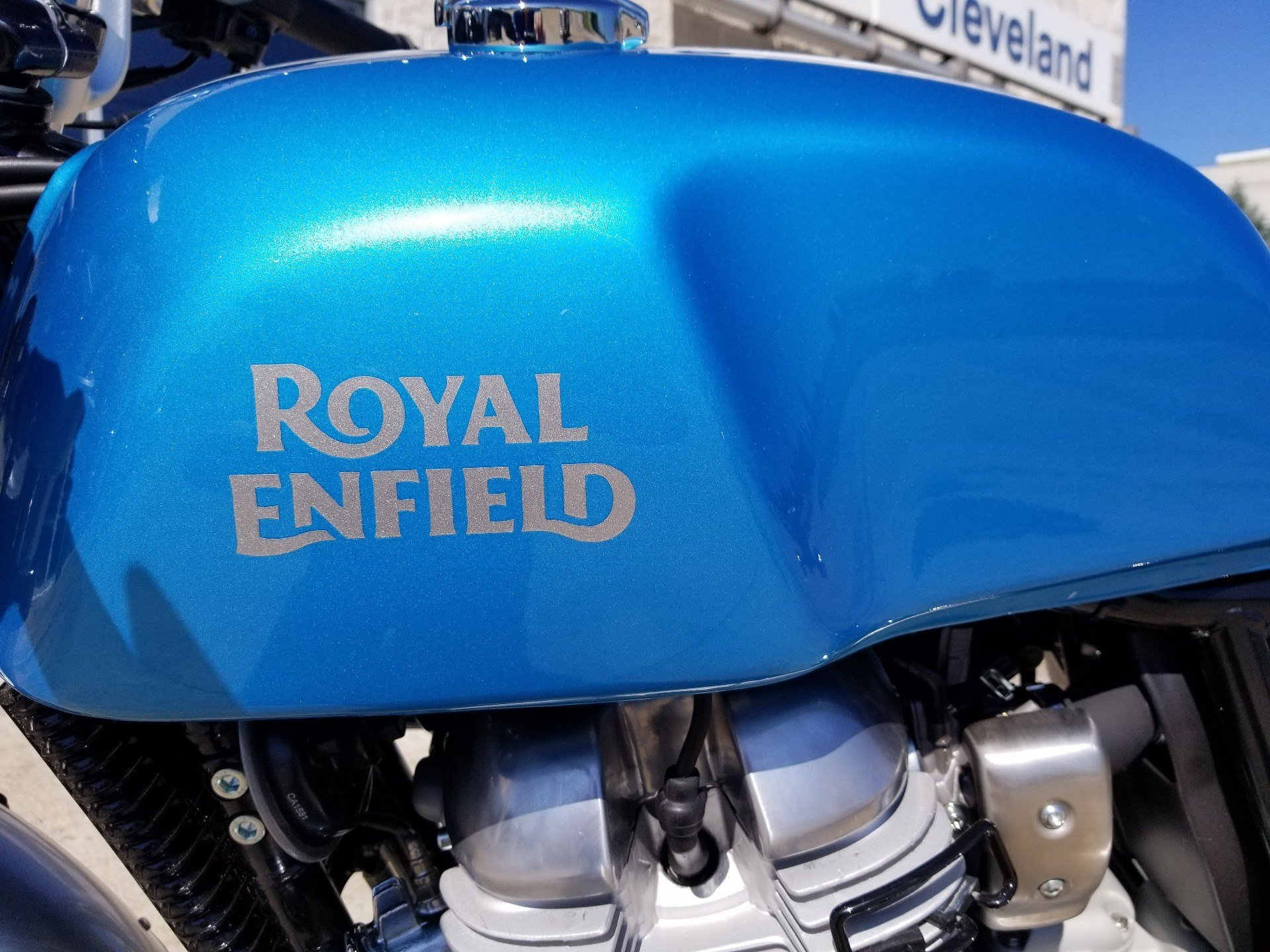 2020 Royal Enfield Continental GT 650 in Aurora, Ohio - Photo 3