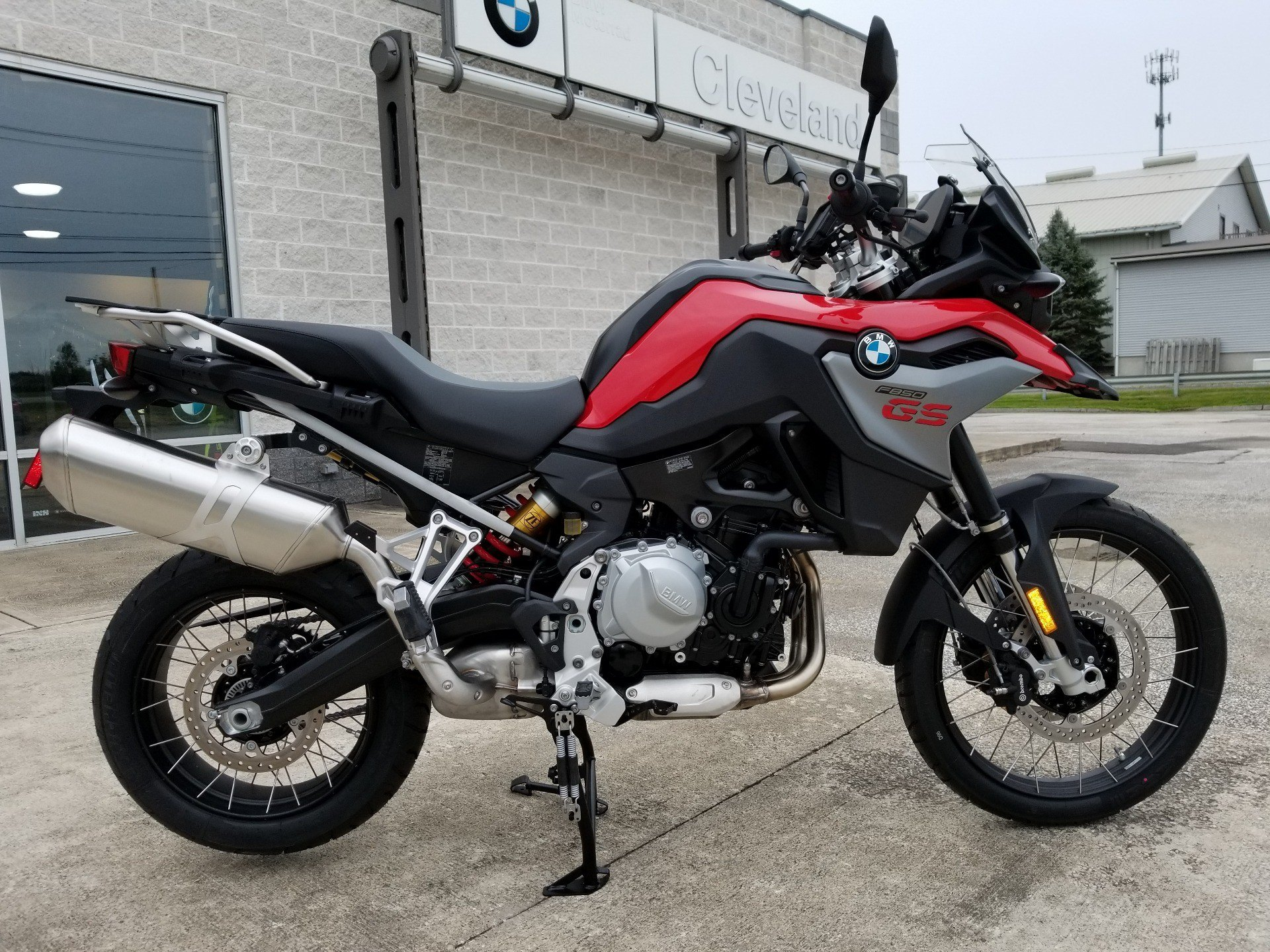 2019 BMW F850GS in Aurora, Ohio
