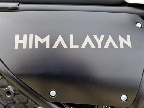 2021 Royal Enfield Himalayan 411 EFI ABS in Aurora, Ohio - Photo 4