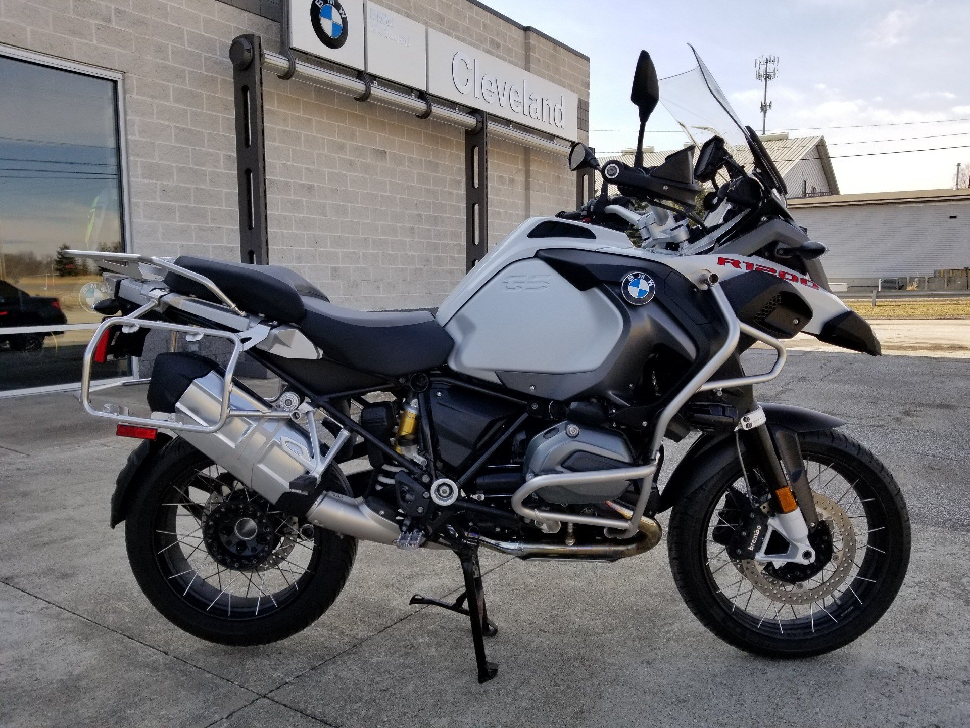 2016 BMW R 1200 GS Adventure in Aurora, Ohio - Photo 1