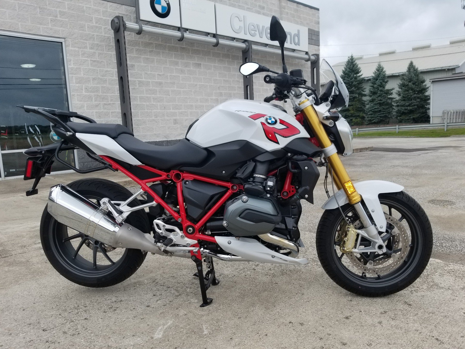 Used 2016 Bmw R 1200 R Motorcycles In Aurora Oh Stock Number N A