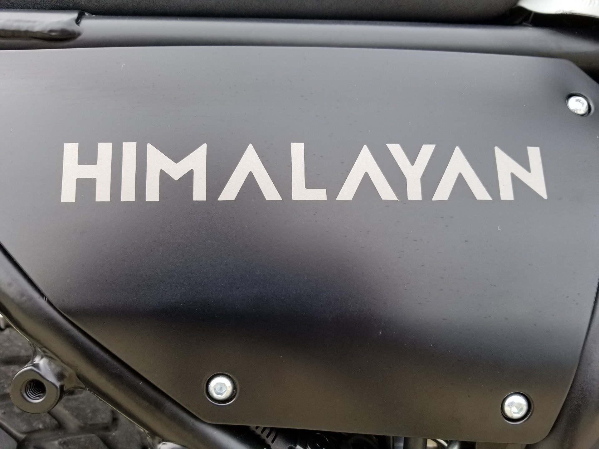2021 Royal Enfield Himalayan 411 EFI ABS in Aurora, Ohio - Photo 5