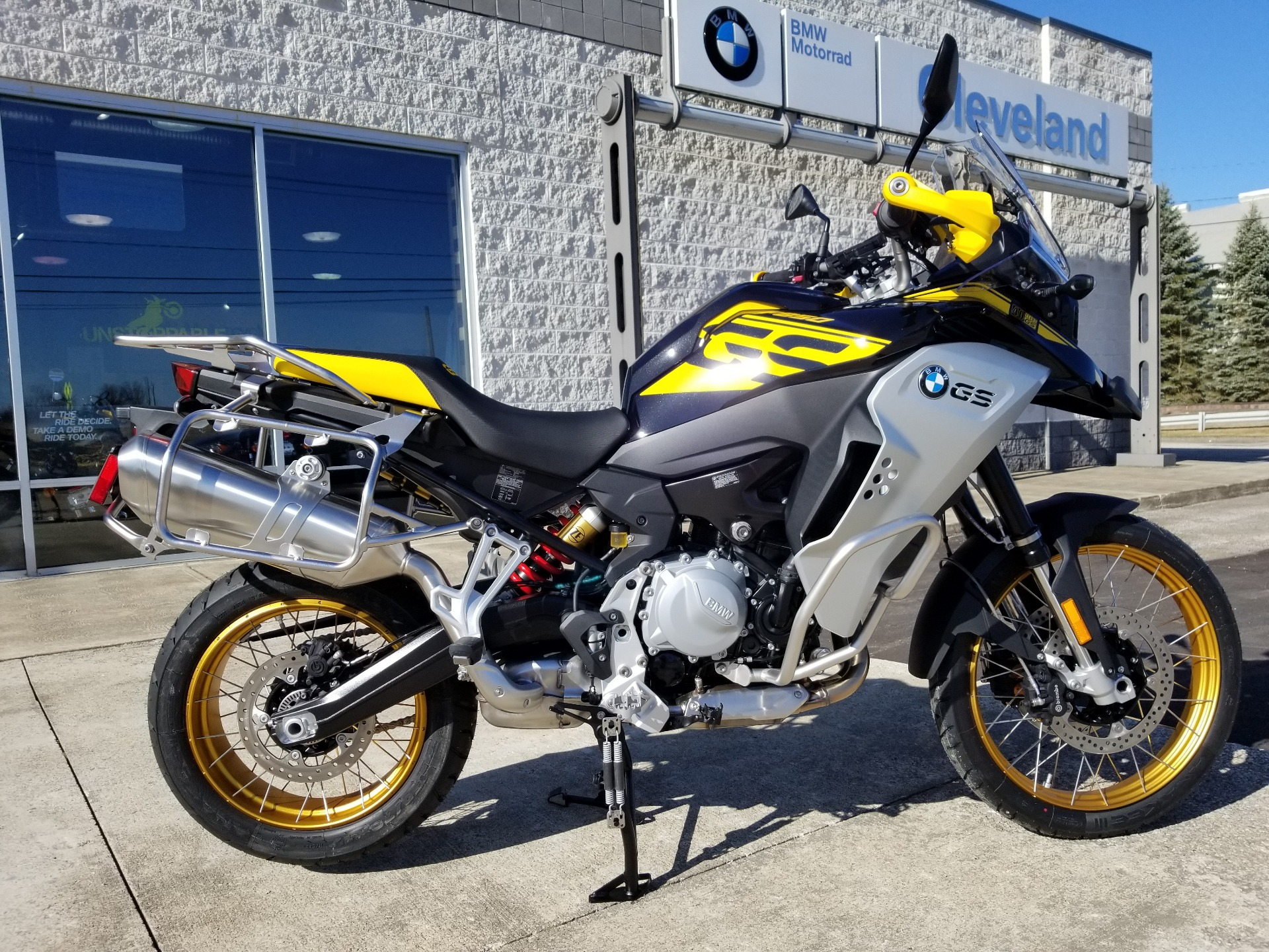 2021 BMW F 850 GS Adventure - 40 Years of GS Edition in Aurora, Ohio - Photo 1