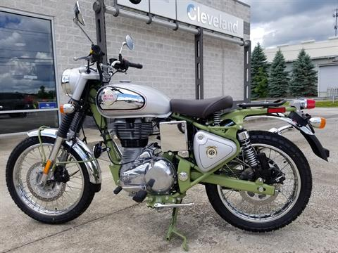 2020 Royal Enfield Bullet Trials Works Replica 500 Limited Edition in Aurora, Ohio - Photo 2