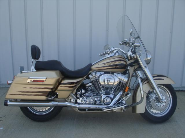 2003 Harley-Davidson Screamin' Eagle®  Road King® in Osceola, Iowa - Photo 1