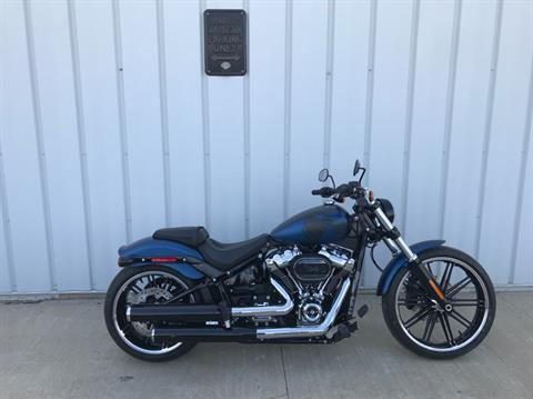 2018 Harley-Davidson 115th Anniversary Breakout®114 in Osceola, Iowa