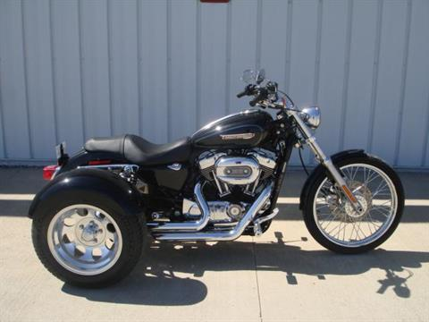 2010 Harley-Davidson XL1200C/TRIKE in Osceola, Iowa - Photo 1