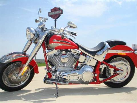 2005 Harley-Davidson FLSTFSE Screamin' Eagle® Fat Boy® in Osceola, Iowa