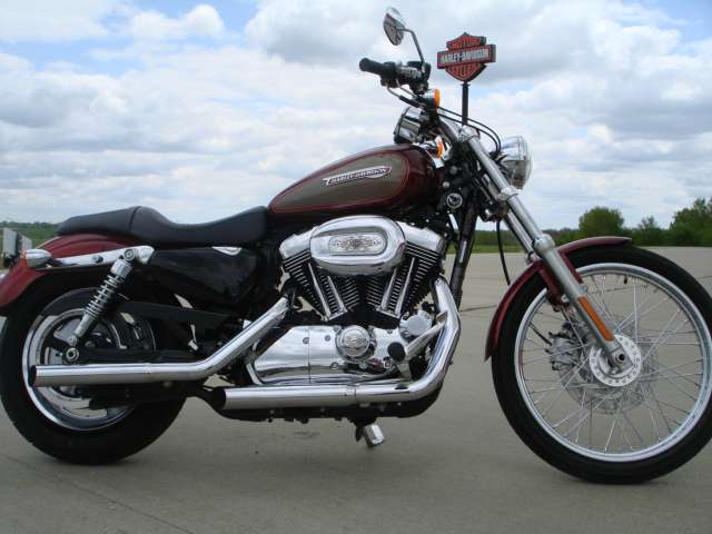 2009 Harley-Davidson Sportster® 1200 Custom in Osceola, Iowa - Photo 1