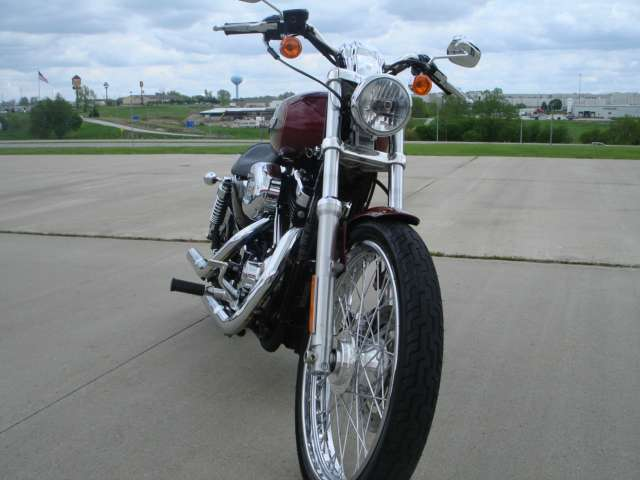 2009 Harley-Davidson Sportster® 1200 Custom in Osceola, Iowa - Photo 2