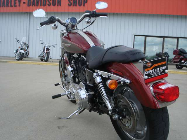 2009 Harley-Davidson Sportster® 1200 Custom in Osceola, Iowa - Photo 3