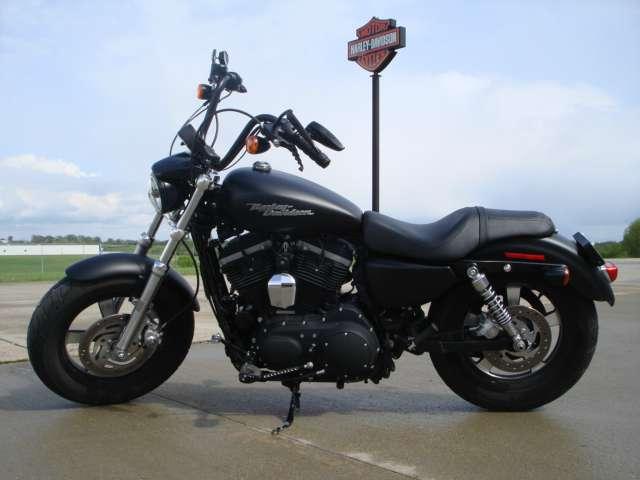 Harley Davidson Sportster 1200 >> Used 2012 Harley Davidson Sportster 1200 Custom Motorcycles In