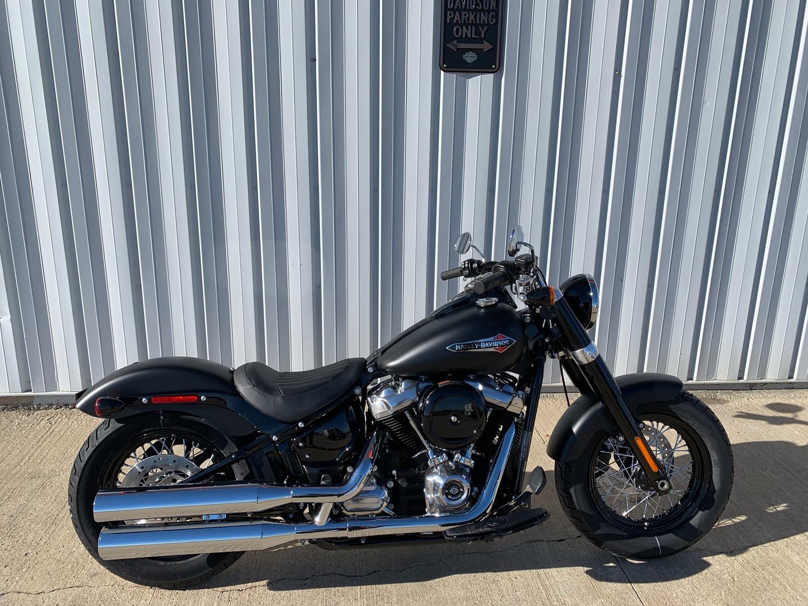 Harley Softail Slim >> 2019 Harley Davidson Softail Slim In Osceola Iowa