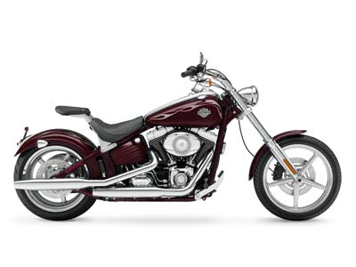 2008 Harley-Davidson Softail® Rocker™ C in Osceola, Iowa