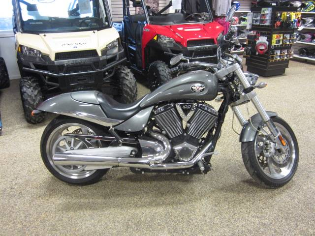 2008 Victory HAMMER in Berne, Indiana