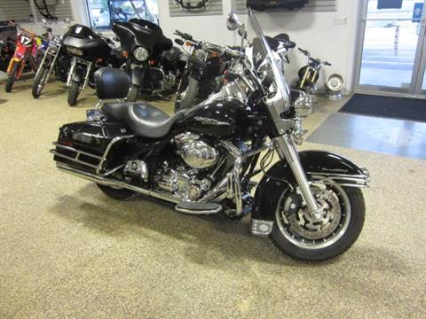 2008 Harley-Davidson ROAD KING POLICE in Berne, Indiana