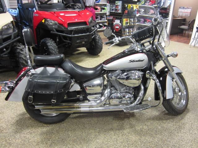 Used 2004 Honda Shadow Aero Motorcycles In Berne In Stock Number Na