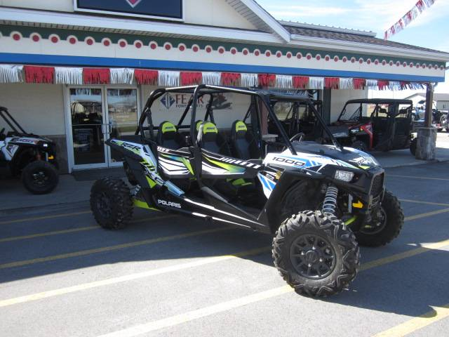 2017 Polaris RZR 1000XP4 in Berne, Indiana