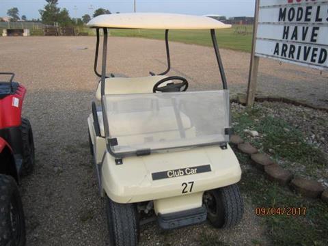 Used 2006 Club Car Precedent Professional - Electric Golf Carts in Club Car Golf Cart Basket Diions on