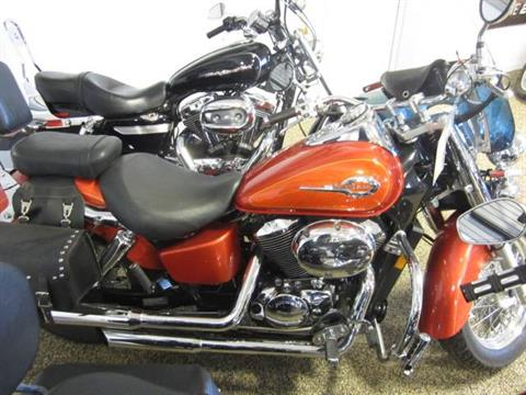 2003 Honda SHADOW 750 in Berne, Indiana
