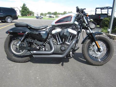2014 Harley-Davidson Sportster® Forty-Eight® in Berne, Indiana