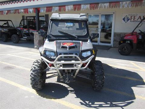 2009 Polaris RZR 800 S in Berne, Indiana