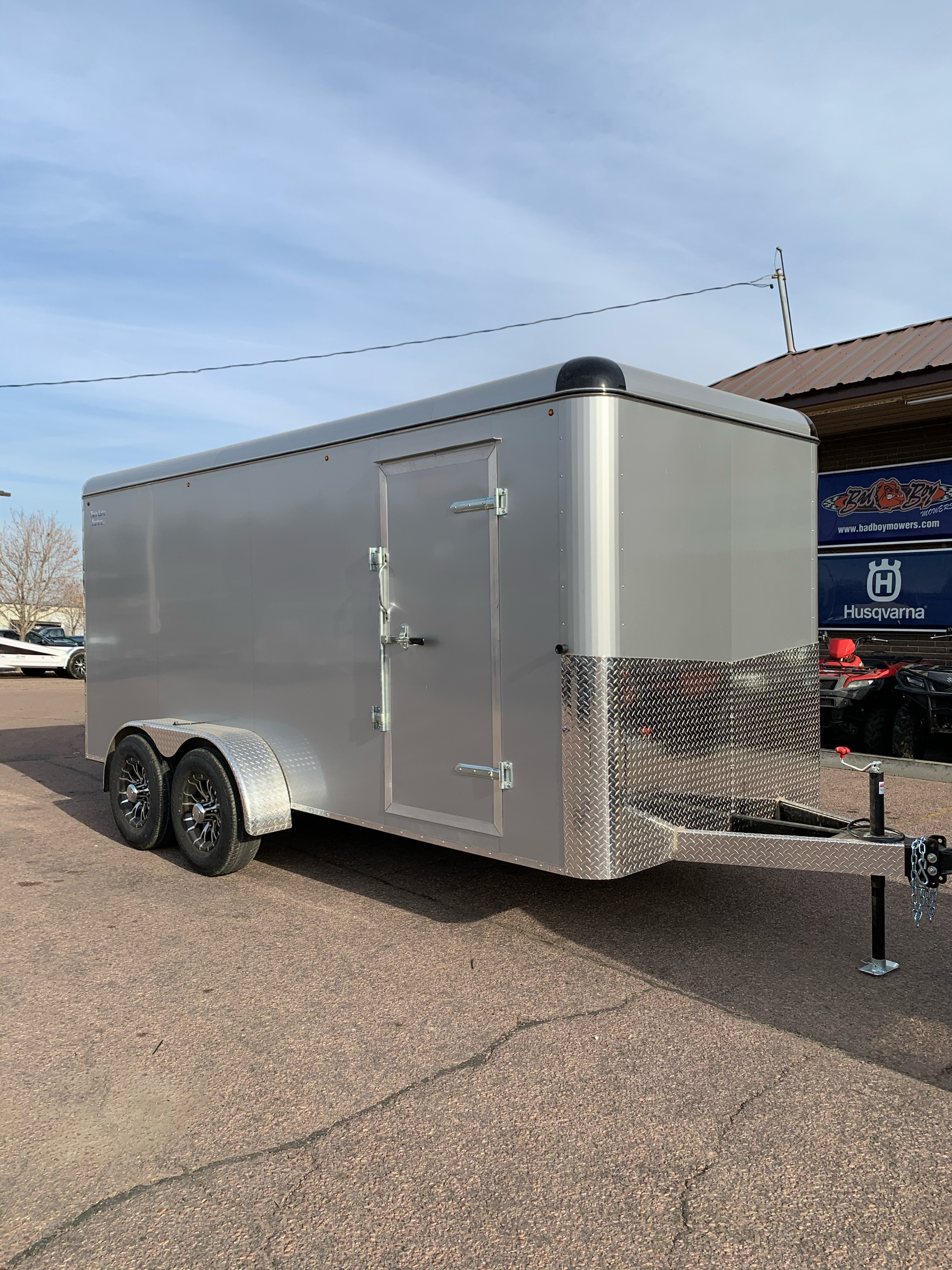 2021 Twin Lake Trailers LLC ENCLOSED 7X16 in Sioux Falls, South Dakota - Photo 1